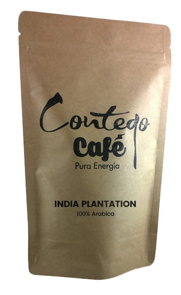 Cafea Prajita India Peaberry